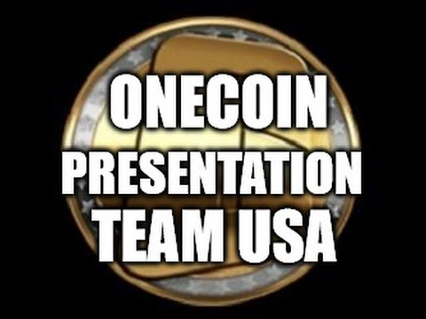 One Coin Presentation - CryptoCurrency - The Next Bitcoin?