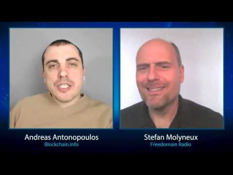 Bitcoin vs. The Federal Reserve - Andreas Antonopoulos and Stefan Molyneux