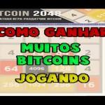 Bitcoin 2048 – Como Ganhar Muitos Bitcoins #4 (Virou Scam)