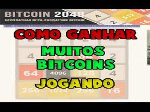 Bitcoin 2048 - Como Ganhar Muitos Bitcoins #4 (Virou Scam)