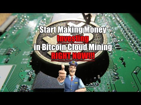 Make Mone Investing in Bitcoin Cloud Mining with CryptoBank