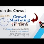 Crowd Marketing Invite for Everyone who Wants to Make Money Online