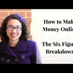 How to Make Money Online – The Six Figure Breakdown
