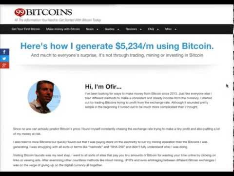 My Dirty Little Bitcoin Secrets By Ofir Beigel Review - Scam or Legit?