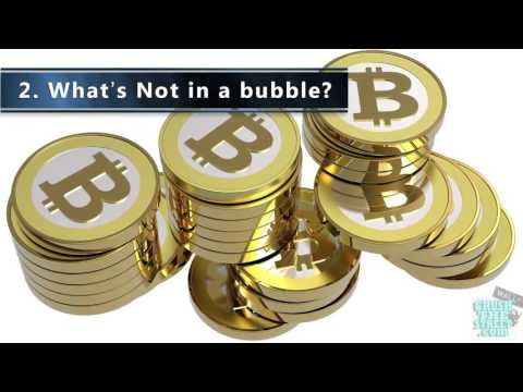 US Stock Bubble, or Gold & Bitcoin? Economic Cr News 2015 04 24 @CrushTheStreet