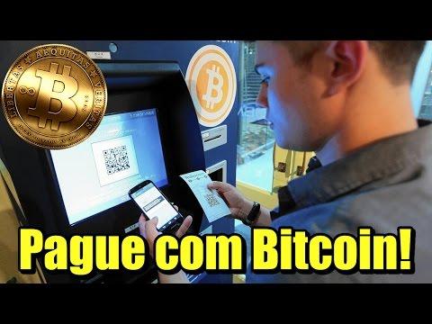 BitCoin Caixa Eletrônico Globo News