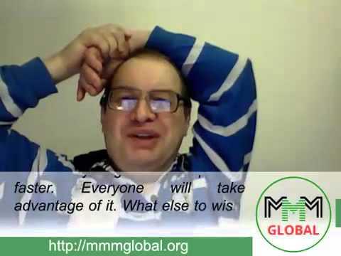 Weekly news from Sergey Mavrodi - 20151214