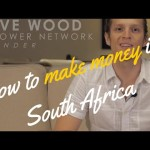 How to make money in south africa