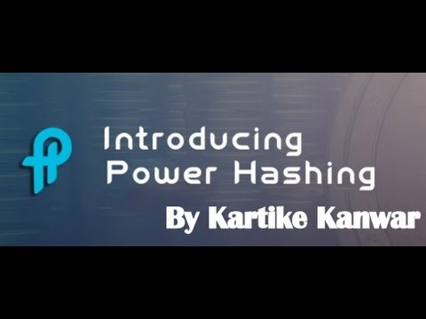 Bitcoin Opportunity - Power hashing Presentation in Hindi JOIN FREE - By Kartike Kanwar - 9999897808