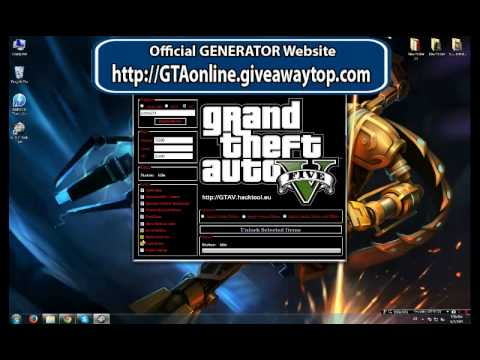 Free Gta 5 Online Money Hack Tool No Survey FREE December 2015