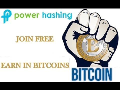 What is Bitcoin - Power Hashing English Presentation JOIN FREE - Kartike Kanwar +91 9999897808