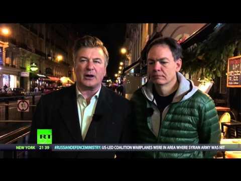 Keiser Report: Paris attacks, COP21 & Bitcoin network (E847)