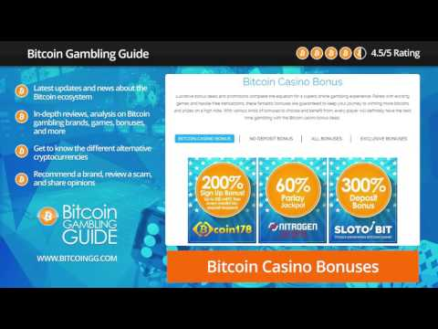 Bitcoingg.com - The Origin of Premium Bitcoin Gambling Content