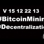 V 15122213 Decentralization of Bitcoin Mining Blockchain Security P2P Open Source CryptoCurrency IT