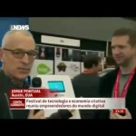 Globo News fala sobre Bitcoin