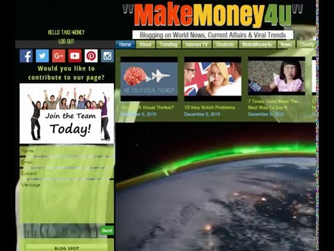 Traffic Monsoon Revenue Sharing Make Money Earn Online Work From Home Passive Income
