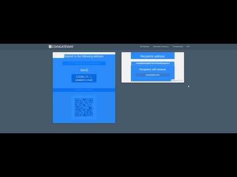 CoinGateway.net (ALTCOIN Payment bridge/Exchange/Processor)
